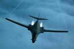 جولان بمب افکن های آمریکایی در آسمان دریای چین جنوبی