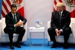 ترامپ: مکزیک هزینه دیوار را بپردازد/ پیشرفت در مذاکرات «نفتا»