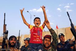 Teröristlerin Musul'daki son nefesleri