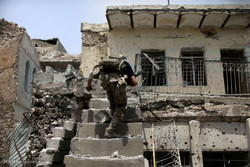Iraqi forces kill 35 ISIL militants fleeing Mosul's Old City