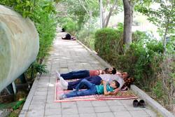دومین روز از آزمون سراسری ۹۶ در تبریز