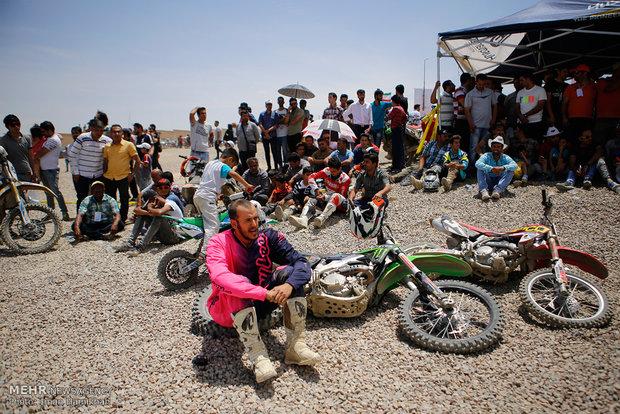 Motocross Championship in Hamdan