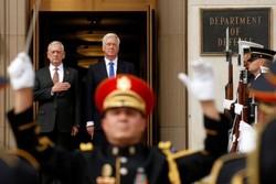 وزیر دفاع انگلیس از برقراری آتش بس در سوریه استقبال کرد