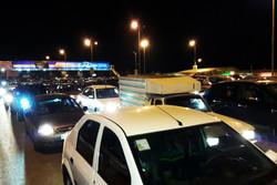 ترافیک آزادراه تهران پردیس