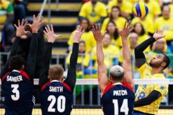 برزیل مقابل آمریکا پیروز شد/ طلایی پوشان فینالیست شدند