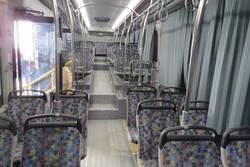 تنها ۱۰درصد اتوبوس های موجود در رباط کریم کولر دارند