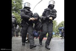 جرمن شہر اشٹٹ گارٹ میں پرتشدد مظاہرے