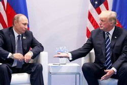 ترامپ و پوتین
