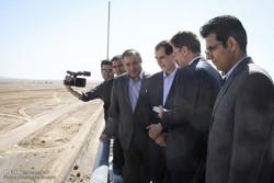 بازدید رئیس فرودگاههای کشور از فرودگاه شاهرود