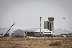 افتتاح مطار جزيرة هندورابي في الخليج الفارسي