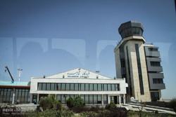 بازدید رحمتالله مهآبادی رئیس فرودگاههای کشور از فرودگاه شاهرود