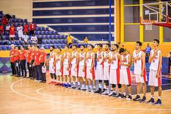 ايران تفوز على مالي في بطولة شباب العالم لكرة السلة