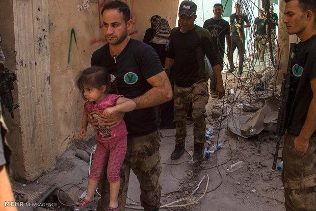 عمليات تحرير الموصل