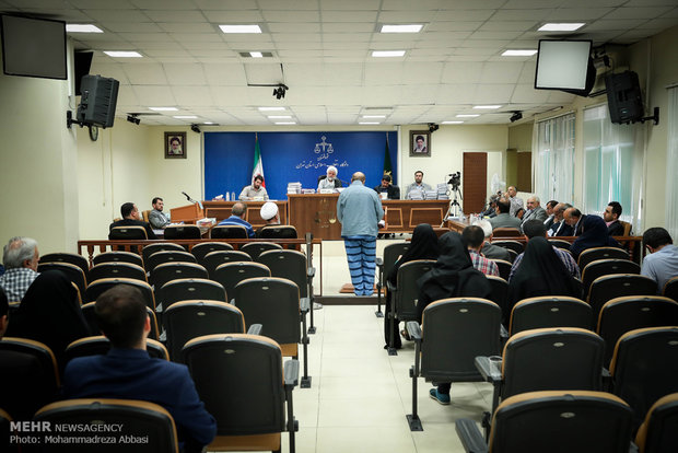 Oil scandal culprits face trial at Revolutionary Court