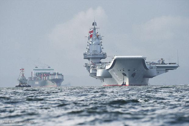 حاملة الطائرات الصينية