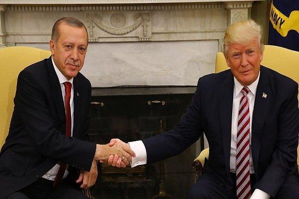 Erdoğan, Trump ile ikili görüşme gerçekleştirdi