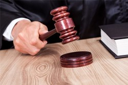 حکم قضایی