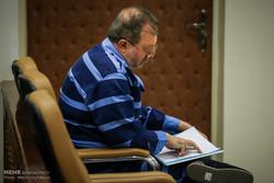 دومین جلسه محاکمه همدستان بابک زنجانی در دادگاه انقلاب/ حمید فلاح هروی