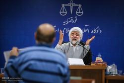 دومین جلسه محاکمه همدستان بابک زنجانی در دادگاه انقلاب
