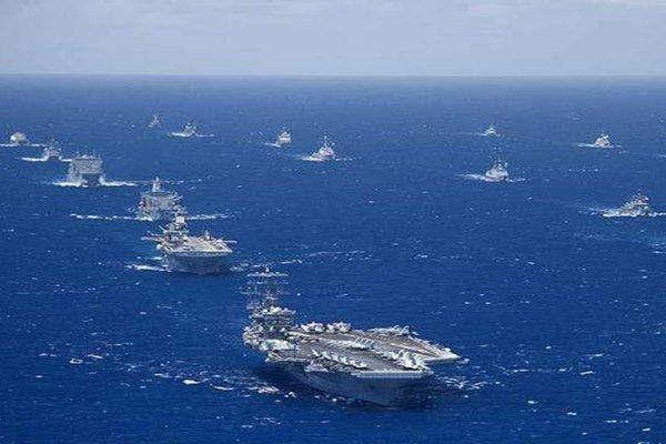 مناورات أمريكية تركية في البحر الأسود