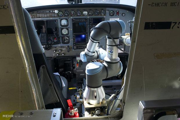 İnsanların dünyasına girmeye çalışan robotlar