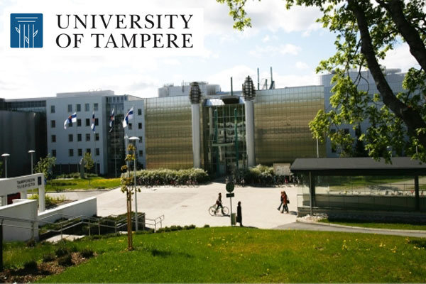 Tempere Uni. rector visits TUMS, SBMU