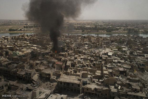 US-led coalition may establish temporary bases in Iraq