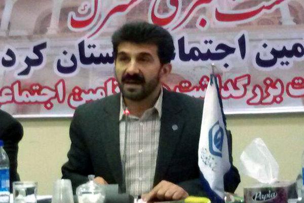 ۲۷۱ واحد تولیدی کردستان شامل قانون بخشودگی بیمه می شوند