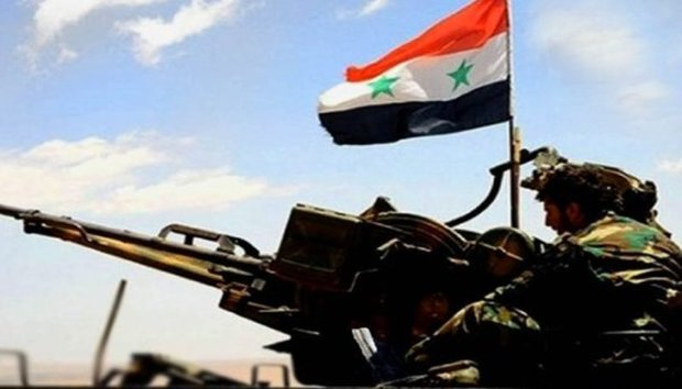 Syrian army establishes control over al-Deilaa oil field in Raqqa