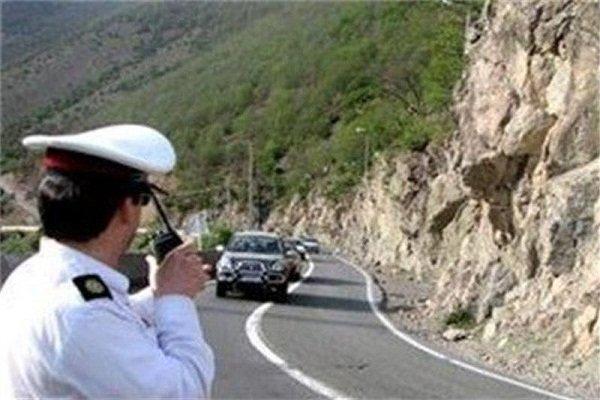 سفرهای غیرضروری در محورهای کوهستانی مازندران پرهیز شود