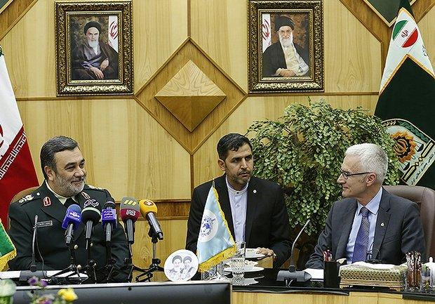 عزم جدی پلیس ایران برای مقابله با گروههای تروریستی