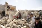 ۲۵۵ حمله هوایی عربستان به یمن تنها در ۳ روز