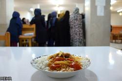 سقف اعتبار کلی وام تغذیه دانشجویی افزایش یافت