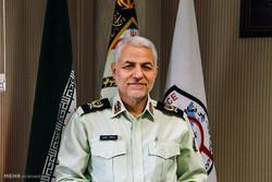 سردار سید کمال هادیانفر رئیس پلیس فتای ناجا
