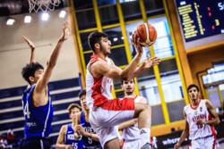 اراک میزبان مسابقات قهرمانی بسکتبال جوانان منطقه ۳ کشور
