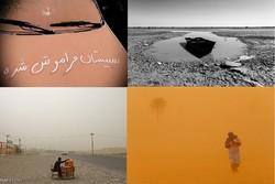 زندگی زیر غبار فراموشی/ خواب مسئولان در طوفان شن ادامه دارد