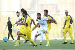 دیدار تیم های فوتبال پارس جم و استقلال