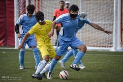 البطولة العاشرة لكرة قدم المكفوفين في شيراز /صور
