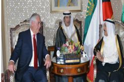 هدف زيارة تيلرسون إلى المنطقة الحد من نفوذ إيران