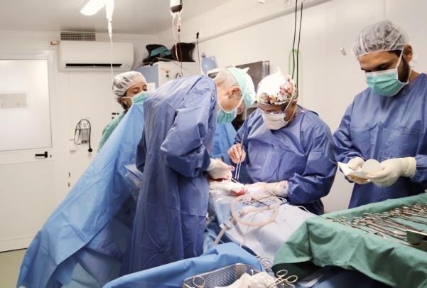 حدود ۳۰ درصد جراحی های فک و صورت مربوط به تروما است,