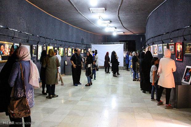 نمایشگاه عکس پیشگامان