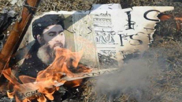 """وثيقة سرية لداعش تمنع تداول خبر وفاة """"البغدادي"""""""