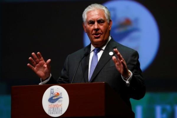 تيلرسون: ترامب لن ينسحب من الاتفاق النووي