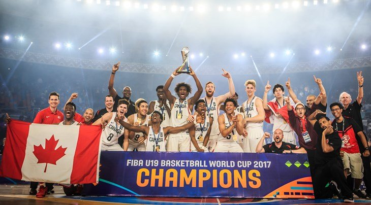 Iran Comes 15th at FIBA U-19 World Cup