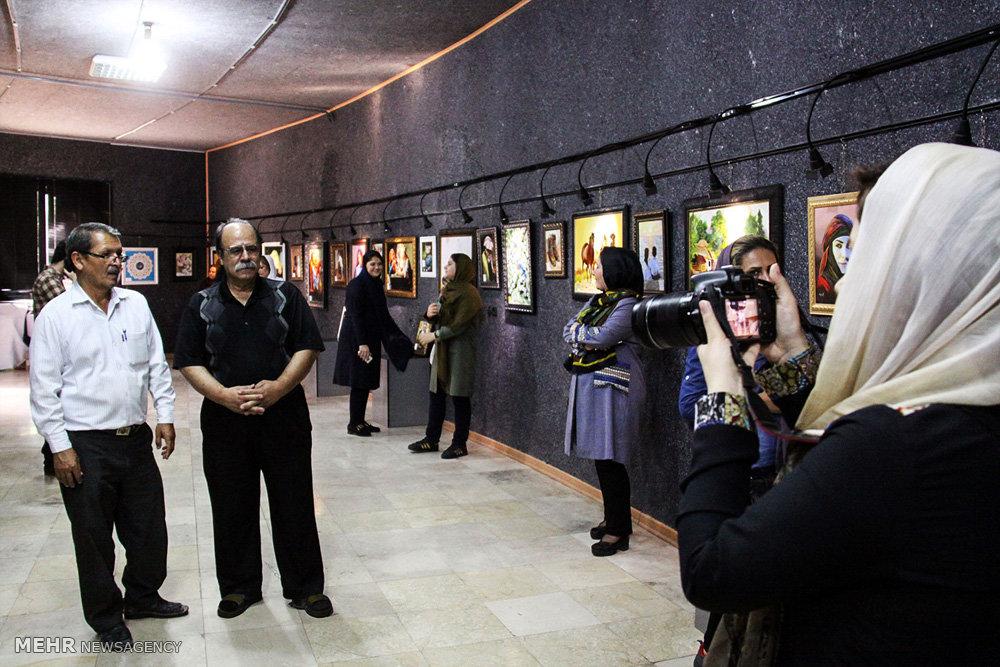 نمایشگاه پیشگامان نقاشی