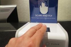اثر انگشت جایگزین کارت پرواز می شود