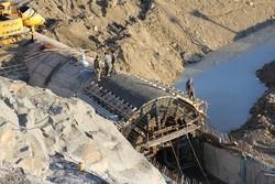 احداث ۱۸۰ هزار هکتار شبکه اصلی آبیاری