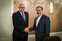 Dışişleri Bakan Yardımcısı Irakçi ile Rus mevkidaşının görüşmesi