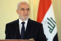 الجعفري: العراق لن يساهم في حصار إيران لا بشكل مباشر ولا غير مباشر