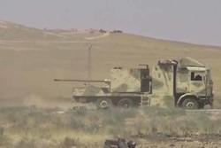 الجيش السوري يواصل التقدم في ضواحي مدينة تدمر